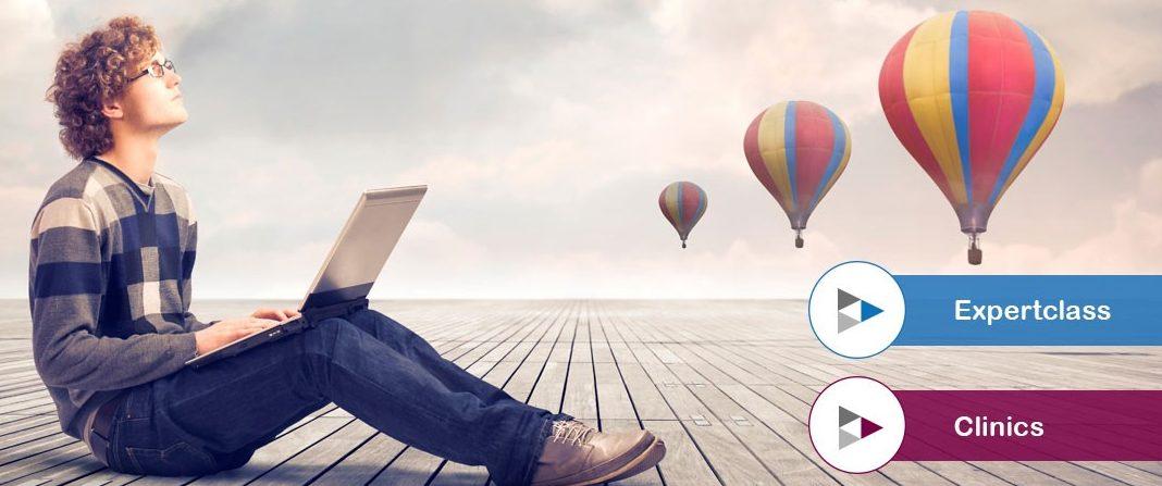 "Clickbait: Gratis lunch & learn seminar ""marketingtrends in de healthcare anno 2018"""