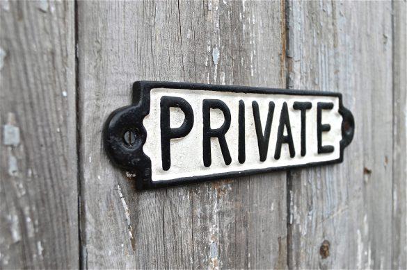 De privacywet: ga voor kwaliteit!