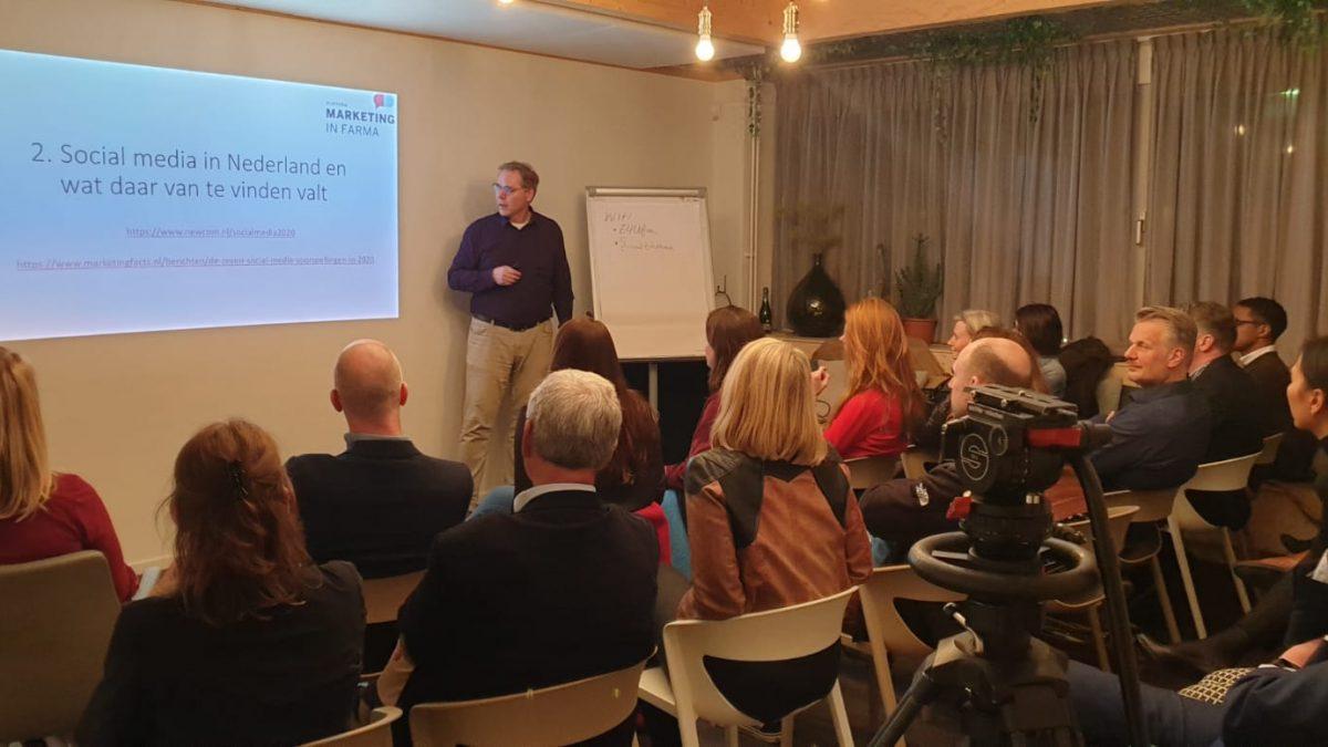 Social media in farma… indrukken van een avond brainstormen, debat en kennisdeling