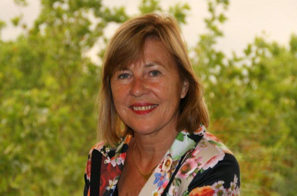 """Celia Noordegraaf (Roche): """"Met de RocheDialogues willen we zorgen voor aansprekende en open communicatie gericht op interactie en dialoog."""" [impressie]"""